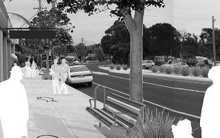 Narooma Streetscape