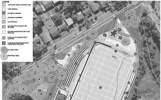 Bill Andriske Oval Master Plan