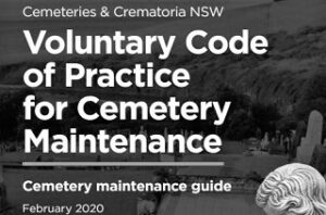 Cemetery maintenance guide